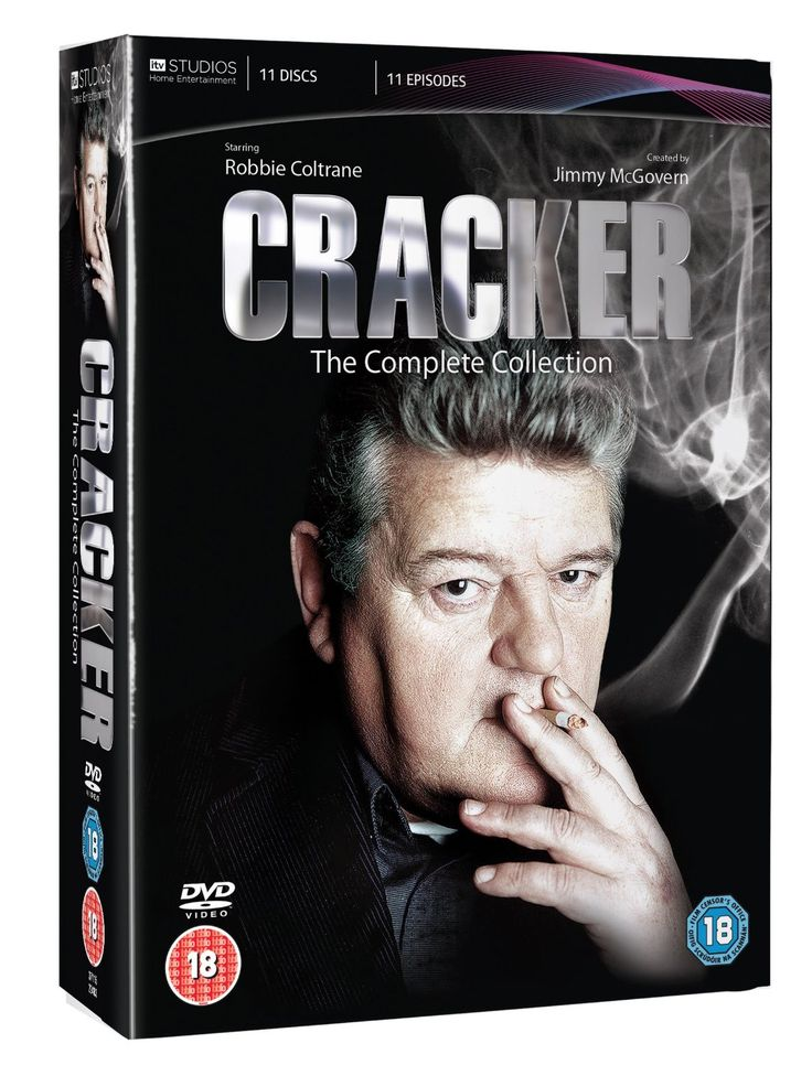 Cracker - Complete Collection [DVD]: Amazon.co.uk: Robbie Coltrane, Barbara Flynn, Geraldine Somerville, Lorcan Cranitch, Clive Russell, Chr...