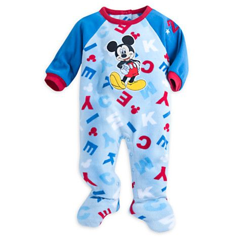 Mickey Mouse Blanket Sleeper for Baby