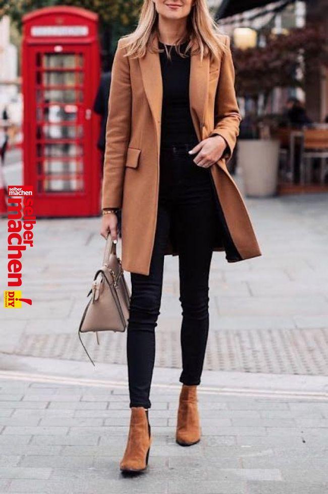 Erstaunliche Street Wear und schicke Outfits für den Herbst