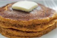 sourdough pumpkin pancakes will be sourdough sweet potato pancakes courtest of Thanksgiving leftovers