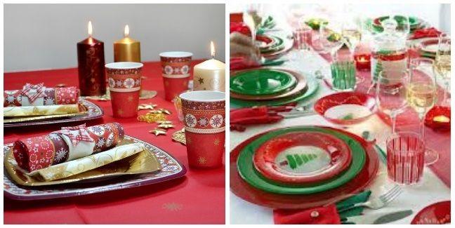 Ideas para decorar la mesa en navidad decoraci n - Decoracion de mesa navidena ...