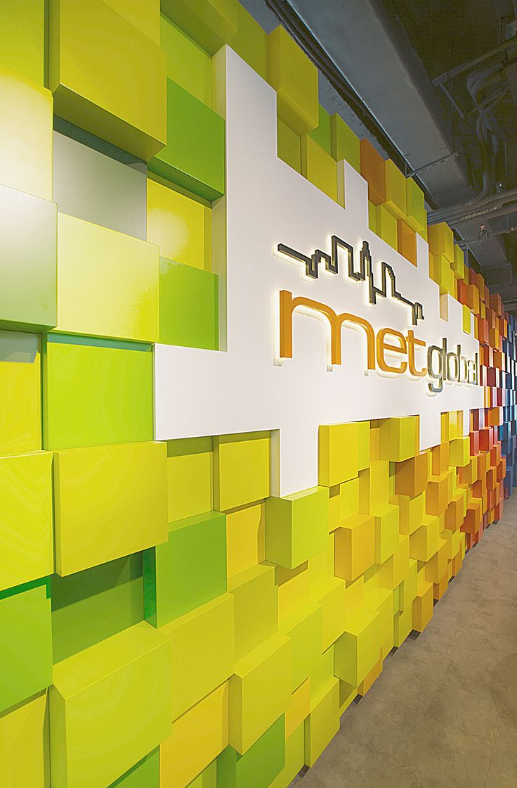 MetGlobal – Istanbul Offices | Office designs, Office spaces and Spaces