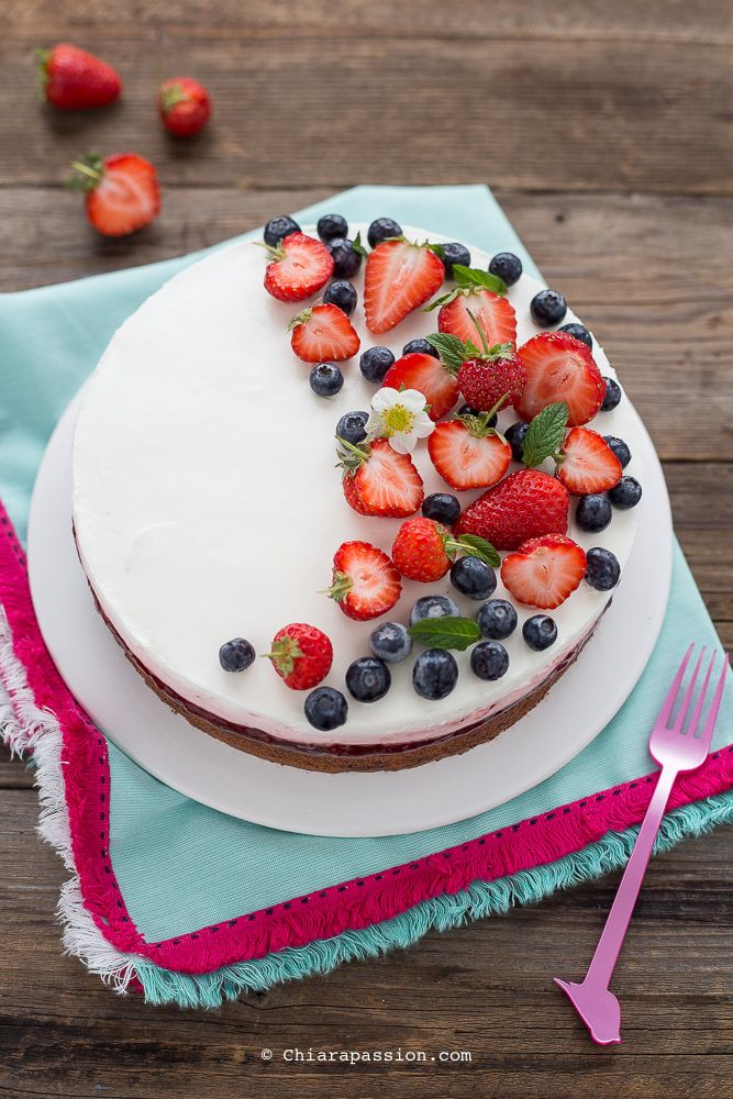 cheesecake-senza-gelatina-senza-colla-di-pesce-con-fragole