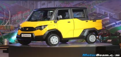 MULTIX First Personal Utility Vehicle Launched in Gujarat India by Eicher Motors and Polaris Industries  Go to page: http://www.nrigujarati.co.in/Topic/3512/1/multix-first-personal-utility-vehicle-launched-in-gujarat-india-by-eicher-motors-and-polaris-industries.html