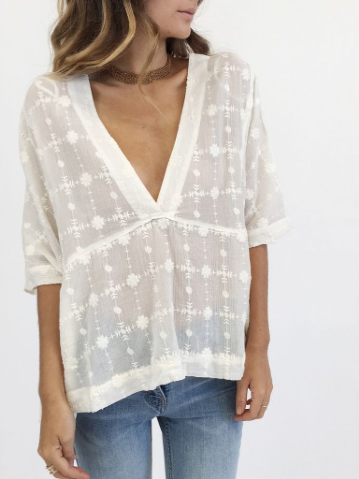 Free People Amber Skies Top || Splice Boutique