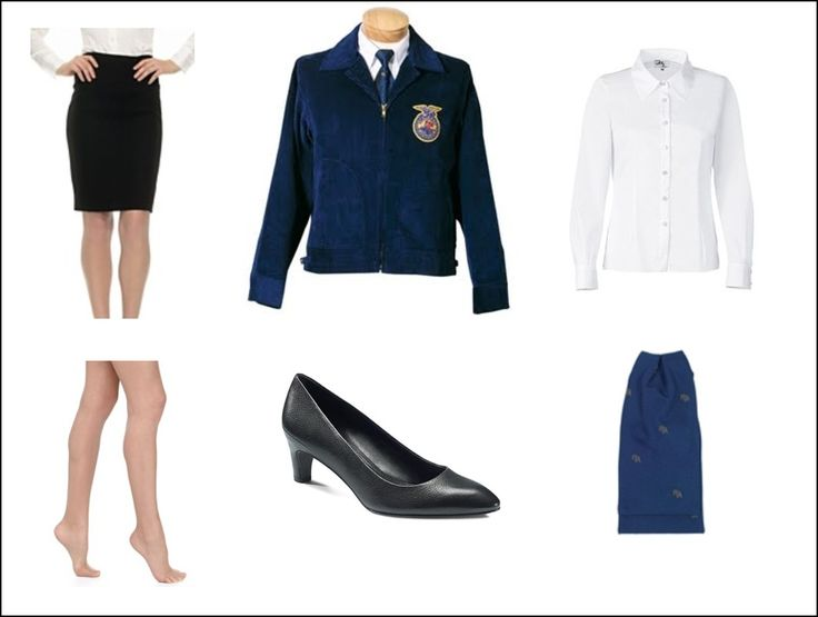 Ffa Official Dress for Girls