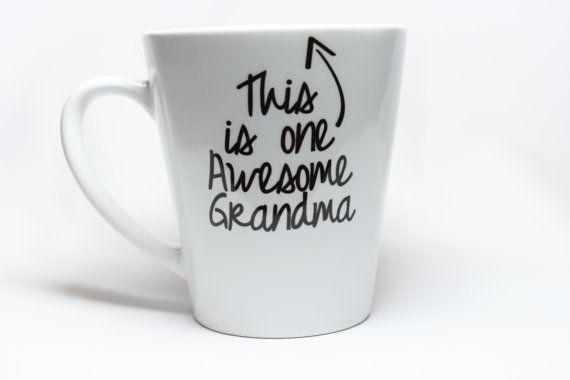 Special Mom mug latte Coffee mug this is one by theprintedsurface, $15.00