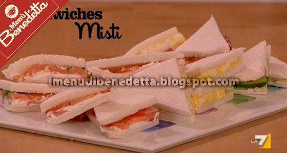 I Menu di Benedetta | Molto Bene: Sandwiches Misti