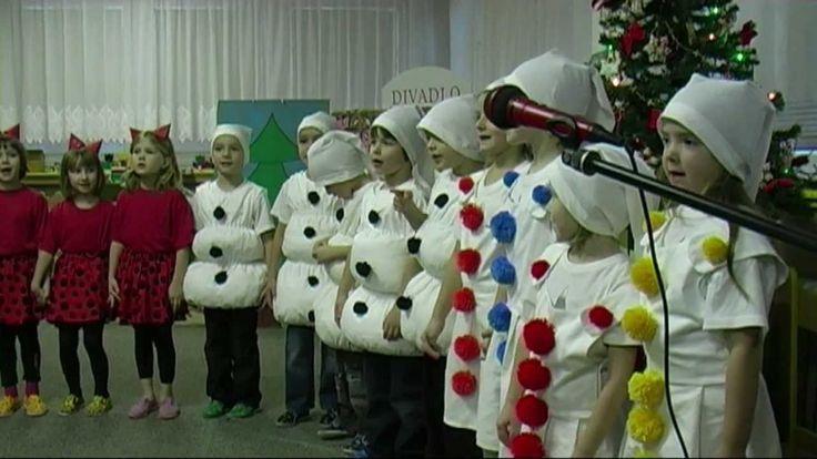 Vánoční besídka  U Rybiček 15.12. 2011