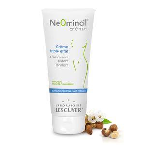 Neomincil crème - Galbez votre #silhouette - Crème triple effet : amincissant, lissant, tonifiant - Produit cosmétique - Prix : 38,50 € TTC