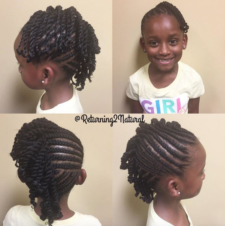 Awe Inspiring 500 Best Kids Hair Styles Images On Pinterest Natural Hairstyle Inspiration Daily Dogsangcom