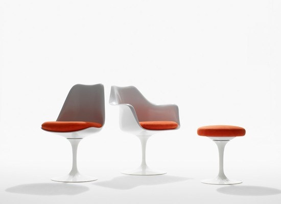 Designed In 1956 As An Exercise In Clarifying Form, Eero Saarinenu0027s Tulip  Chair Sets New Standards For Modern Design.