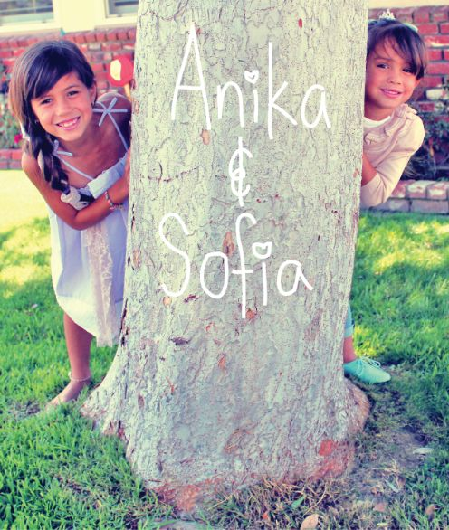 Meet Sweet Sisters, Anika & Sofia. We had the lovely opportunity to get to know these beautiful girls. They are smart,  fun & LOVE fashion! They enjoyed playing dress up and smiling for our…