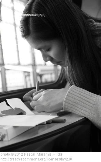 Writing Instruments & Fatigue: Is There An Optimal Writing Instrument for School?