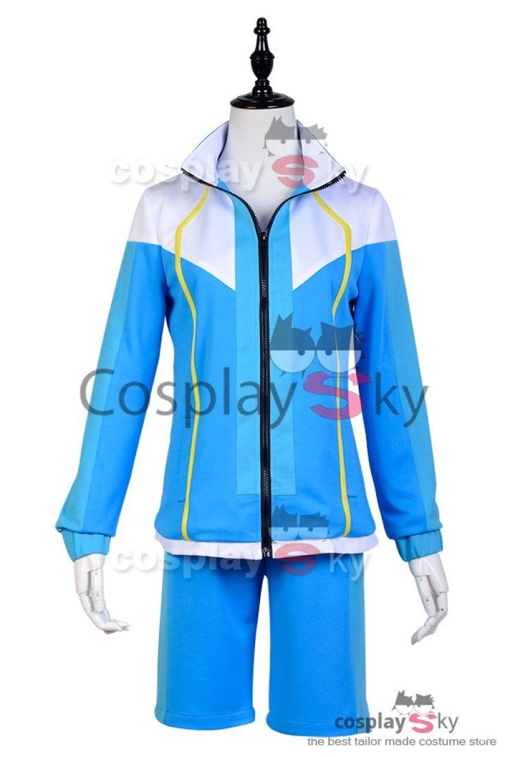 Free! Iwatobi Swim Club Uniforme Scolaire Cosplay Costume_1