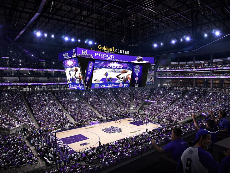 For an arena that will soon play host to more than 17,500 fans nightly, the new Golden 1 Center doesn't make a huge first impression. Sacramento Kings owner Vivek Ranadive may have likened his team's new arena to the Roman Colosseum, and it may be a much-needed cultural centerpiece for a city that desperately needs one, but the arena feels almost modest in its proportions.