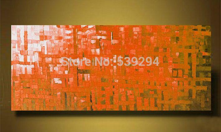 Китайские картины на стене Украшения Дома Современный росписи декора для спальни Картина Маслом 1 панель wall art рамки искусства A050