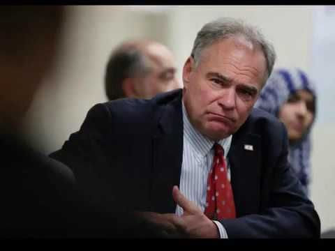 10-16-16...Breaking: Tim Kaine Yells At 11 Year Old Daughter In Leaked Voicemail! K...