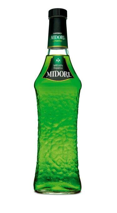 Midori Melon Liqueur Mixed Drinks