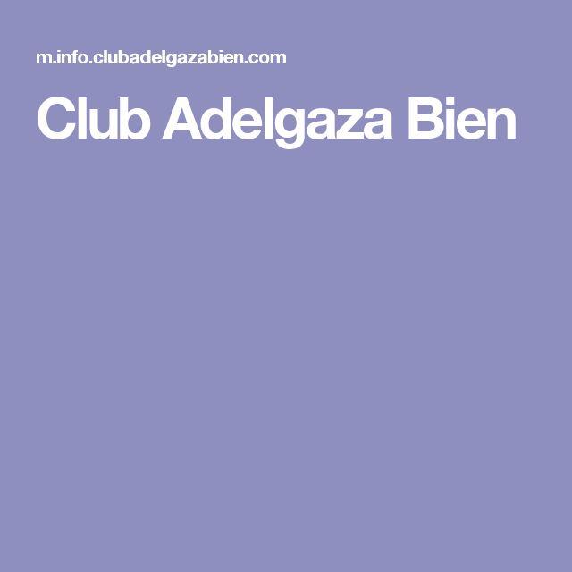 Club Adelgaza Bien