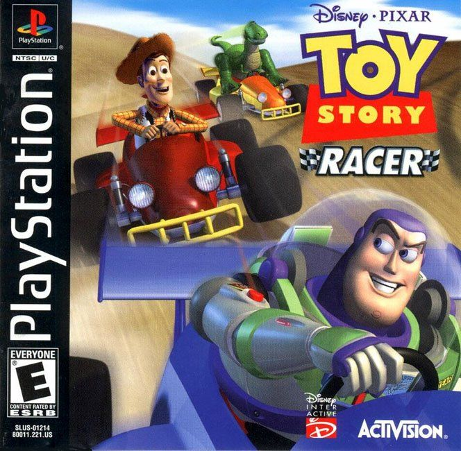 toy | Juegos: Toy Story Racer