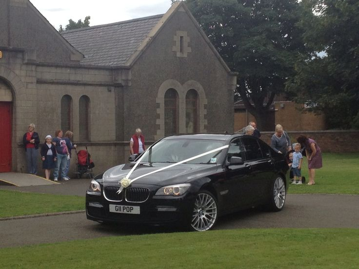 Delightful Modern BMW Wedding Car For Hire   01592 713443