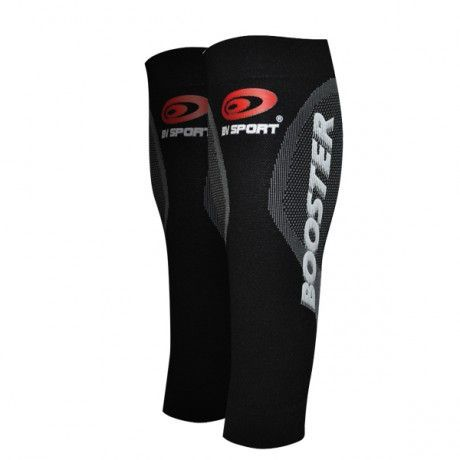 Sleeves de compressão BV SPORT BLACK BOOSTER