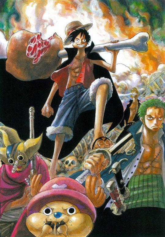 Épinglé par TOKI ~ sur One piece | Luffy, Image de one piece, Personnage manga