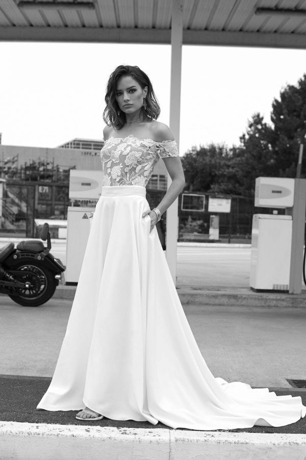 Vestidos de Noiva Modernos - Rime Arodaki 2018