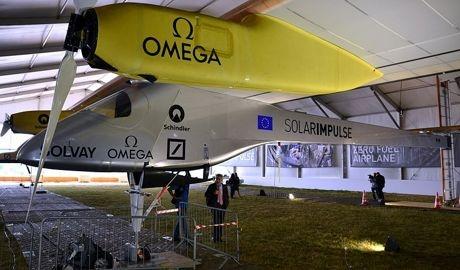 Le Solar Impulse vole vers le Maroc - DÉVELOPPEMENT DURABLE, ÉNERGIES RENOUVELABLES, GAZ À EFFET DE SERRE, SOLAR IMPULSE - http://www.zegreenweb.com/sinformer/le-solar-impulse-vole-vers-le-maroc,55587
