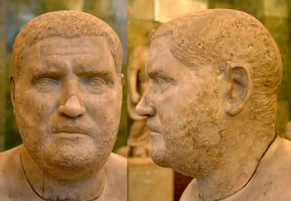 Децим Целий Кальвин Бальбин (лат. Decius Caelius Calvinus Balbinus) (ок. 178 — 29 июля 238) — римский император с 22 апреля по 29 июля 238 года. Он происходил из древнего рода Бальбов, из которых Корнелий Бальб был другом Цезаря и Помпея.im