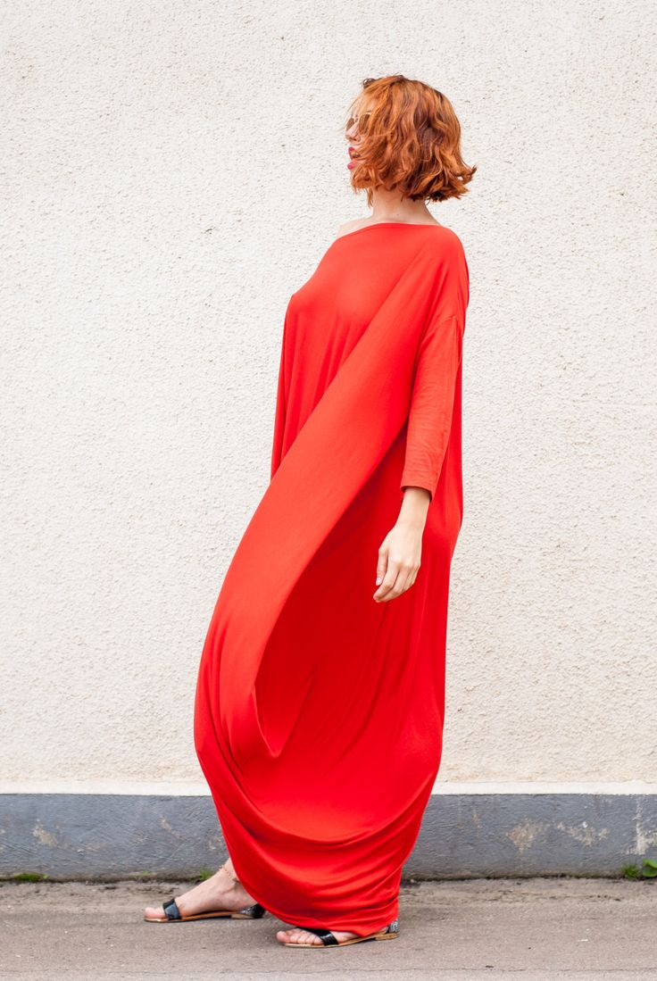 Maxi Dress / Plus Size Long Dress / Asymmetrical  Long Dress / Asymmetrical Kaftan / Plus Size Kaftan TDK02 by Teyxo on Etsy https://www.etsy.com/uk/listing/177887031/maxi-dress-plus-size-long-dress