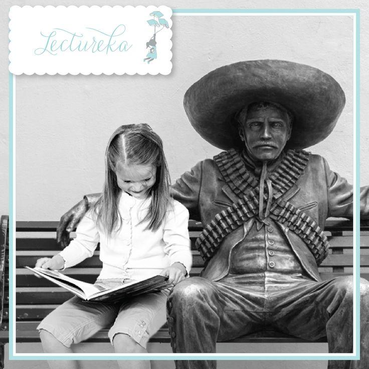El 20 de noviembre se conmemora #LaRevoluciónMexicana celebra con estos #librosparaniños #lectureka #literaturainfantil #cuentosinfantiles