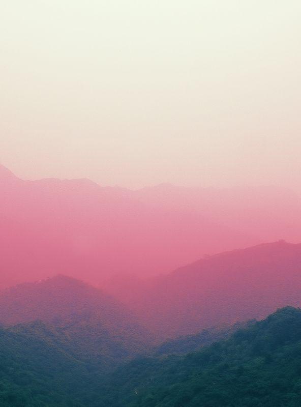 Ombre Landscape
