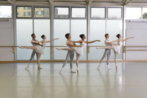 The Washington Ballet School of Ballet has launched an initiative to train more dancers of color. Photo courtesy The Washington School of Ballet.