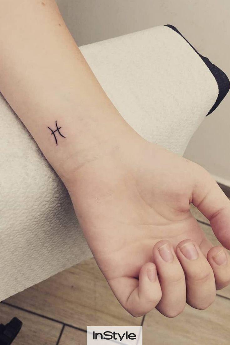 Horoskop Trend: Dein Sternzeichen als Tattoo
