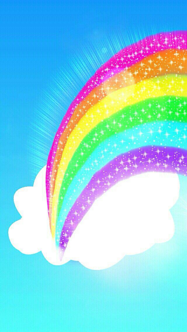 follo� me sedaxaliya backgrounds pinterest rainbows