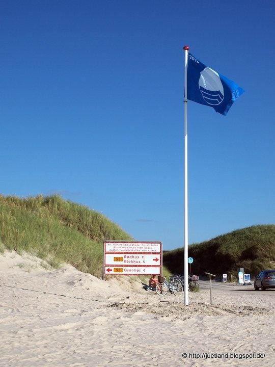 Strand bei Blokhus (Nordjylland)