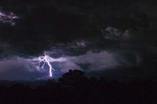 Come comportarsi in caso di temporale #temporale #meteo
