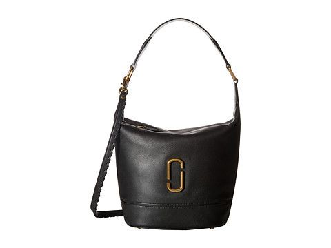 #Marc #Jacobs Noho Black Cow Leather Top Zip Opening Hobo Bag #Doris_Daily_Deals #Bonanza www.bonanza.com/listings/437401940