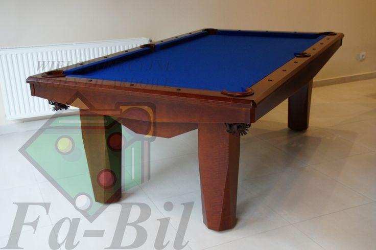 #bilard table blue