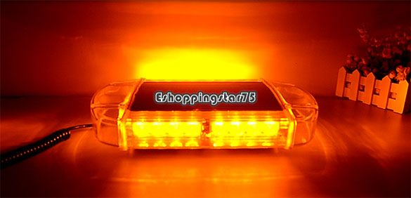 This is a Super Bright High Power 24 LEDs Strobe Light Kit