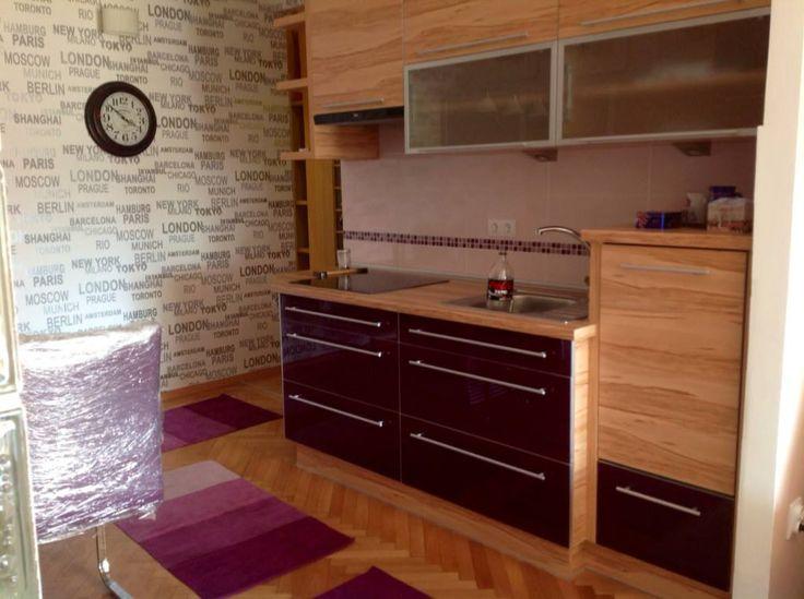 Kitchen workplace + built-in dishwasher
