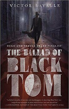 The Ballad of Black Tom is reviewed on The Middle Shelf, a scifi and fantasy books reviews blog.