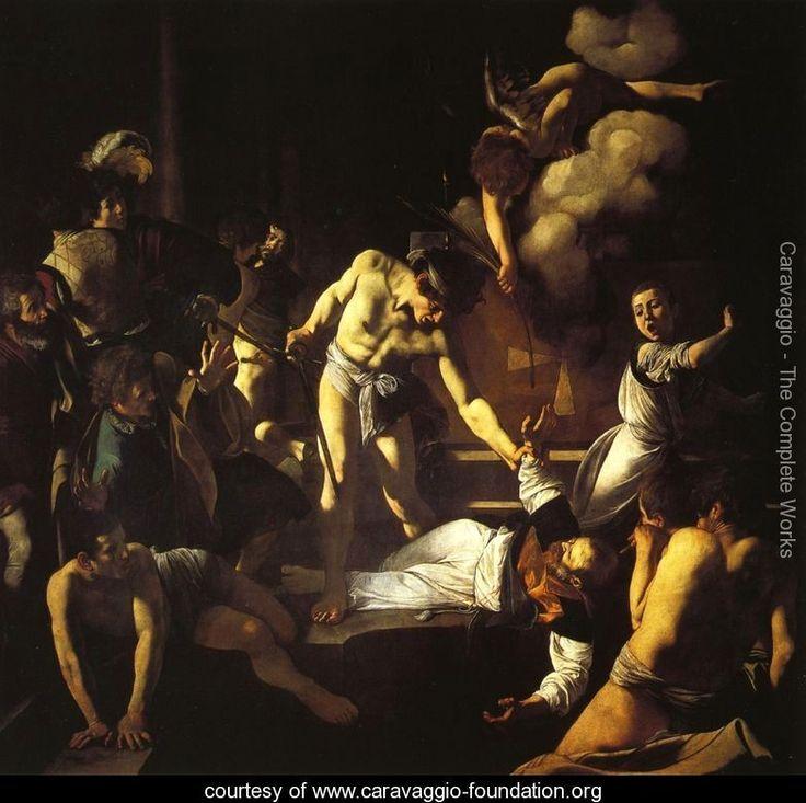 The Martyrdom of St. Matthew