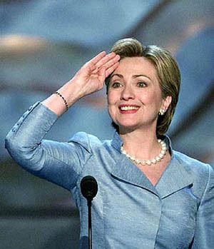 hillary clinton 1991   Hillary Clinton : Yes! we injoy your language. : Le Nouvel Observateur