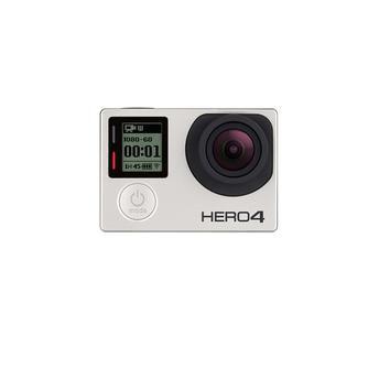 (Wal-Mart) Camera Filmadora GoPro Hero4 Silver Edition 12 MP Gravacao 4k Wifi Bluetooth A Prova Dagua Prata 1852676 - de R$ 2534.6 por R$…