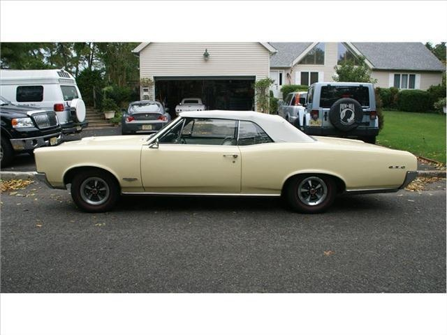 Used 1966 Pontiac GTO for sale. | Yellow 1966 Pontiac GTO Car for Sale in Bensalem PA | 3231339444 | Used Cars on Oodle Marketplace