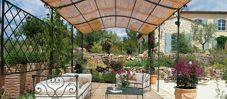 20 Best French Country Pergola Images On Pinterest