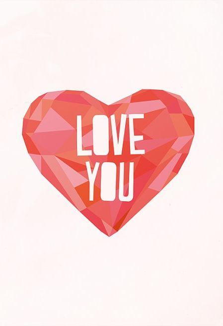 Love you xox